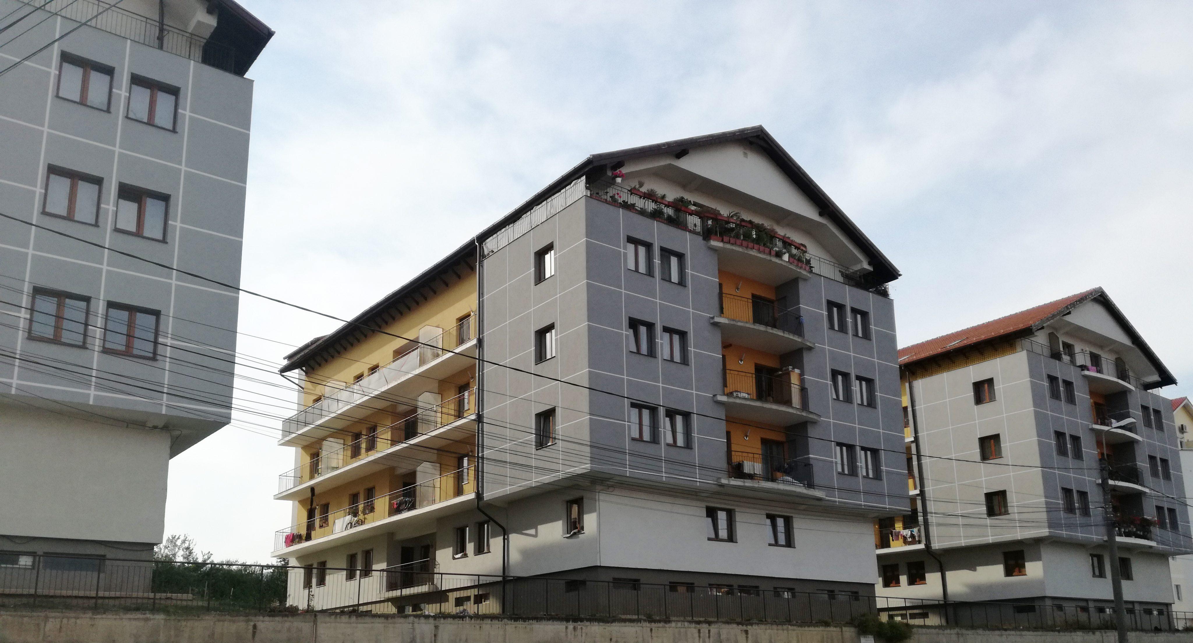 Energy retrofitting of social housing – a European priority