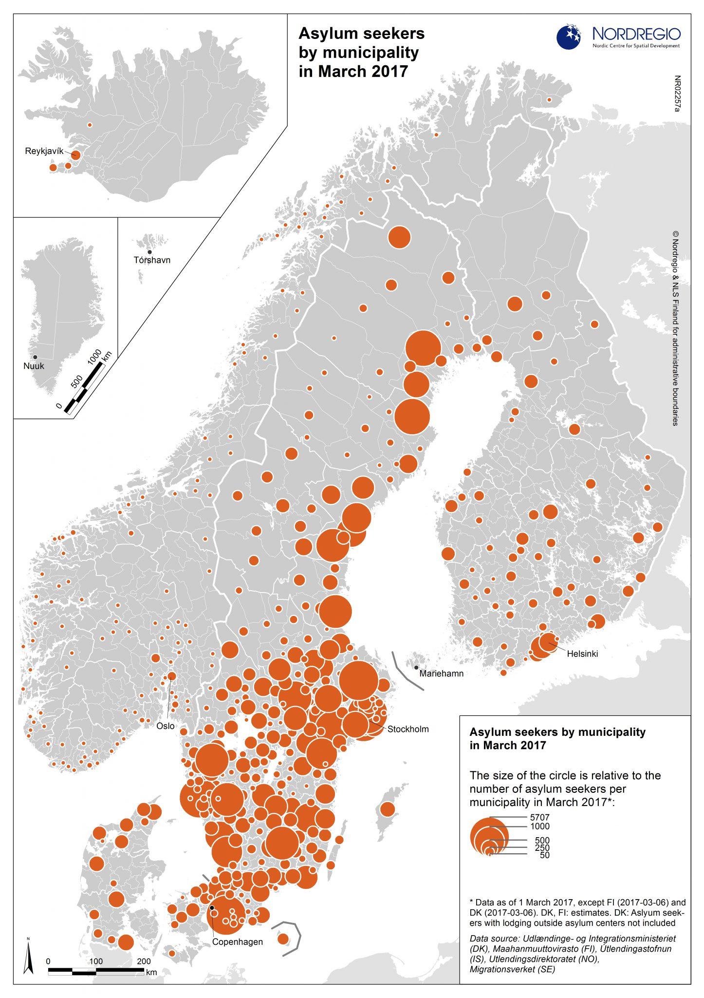 Image result for sweden finland denmark norway MUNICIPALITIES  DEMOGRAPHICS 2018